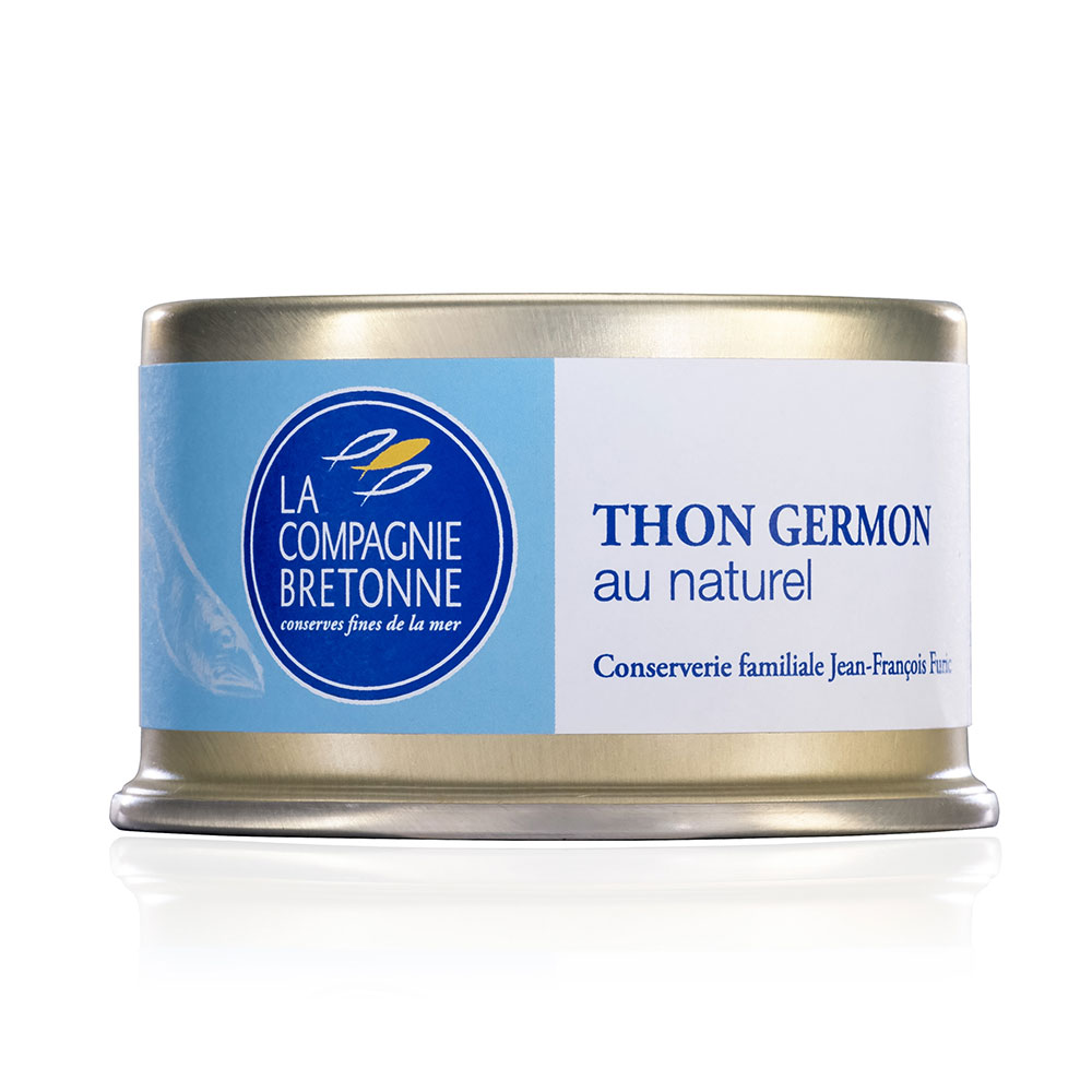 Thon Germon Naturel 135g
