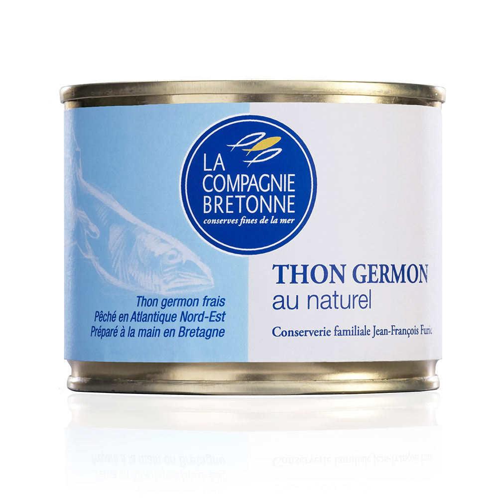 Thon Germon Naturel 200g
